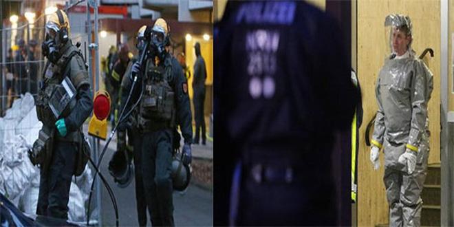 Đức ngăn chặn phần tử thánh chiến âm mưu tấn công khủng bố bằng chất kịch độc ricin - Ảnh 1.