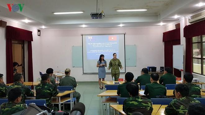 Việt Nam đã sẵn sàng cho sứ mệnh gìn giữ hòa bình tại Phái bộ LHQ - ảnh 14