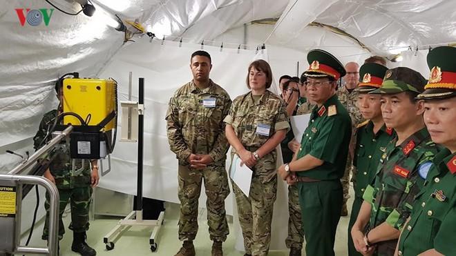 Việt Nam đã sẵn sàng cho sứ mệnh gìn giữ hòa bình tại Phái bộ LHQ - ảnh 15