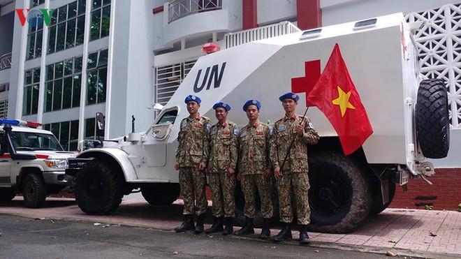 Việt Nam đã sẵn sàng cho sứ mệnh gìn giữ hòa bình tại Phái bộ LHQ - ảnh 17