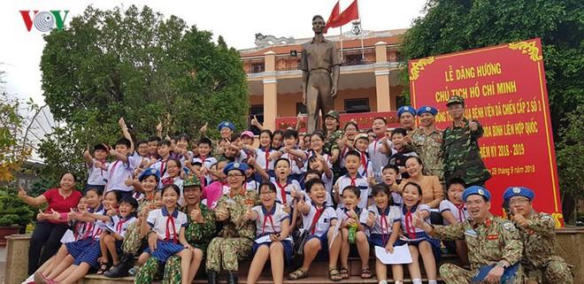 Việt Nam đã sẵn sàng cho sứ mệnh gìn giữ hòa bình tại Phái bộ LHQ - ảnh 18
