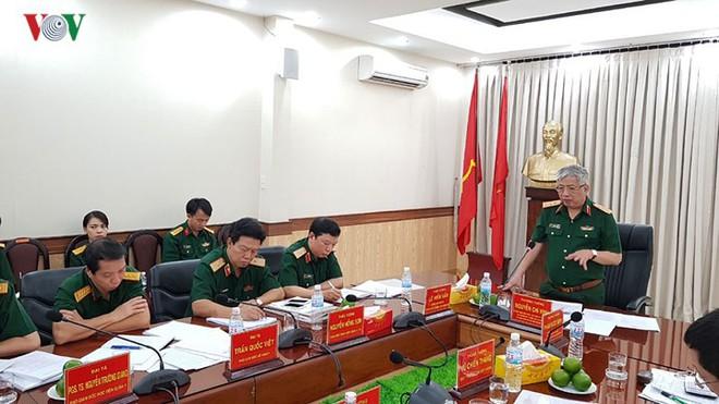 Việt Nam đã sẵn sàng cho sứ mệnh gìn giữ hòa bình tại Phái bộ LHQ - ảnh 7