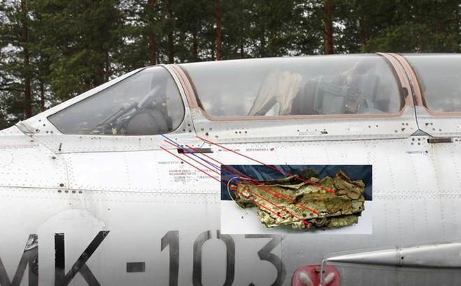 Tìm thấy di cốt nghi của 2 phi công máy bay MiG mất tích 47 năm trước tại núi Tam Đảo
