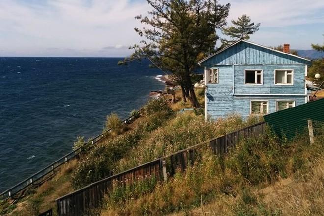 Ảnh: Vẻ đẹp mát lạnh, trong vắt của hồ Baikal ở Siberia (Nga) - Ảnh 2.
