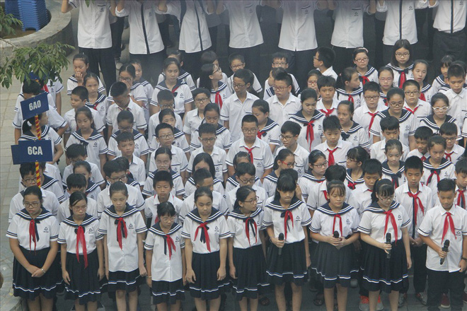 Mùa khai giảng đầu tiên vắng bóng nhà giáo Văn Như Cương của thầy trò Lương Thế Vinh - Ảnh 7.