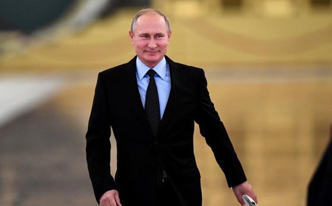 Điều chưa biết về cuốn sách 'gối đầu giường' của Tổng thống Putin
