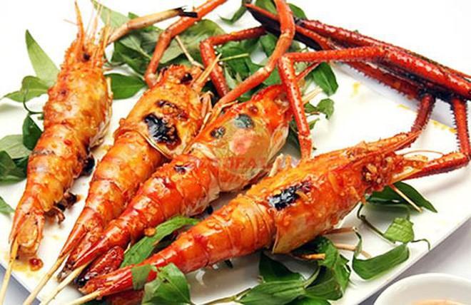 Những món ăn từ tôm cho quý ông khỏe như lực sĩ - Ảnh 1.