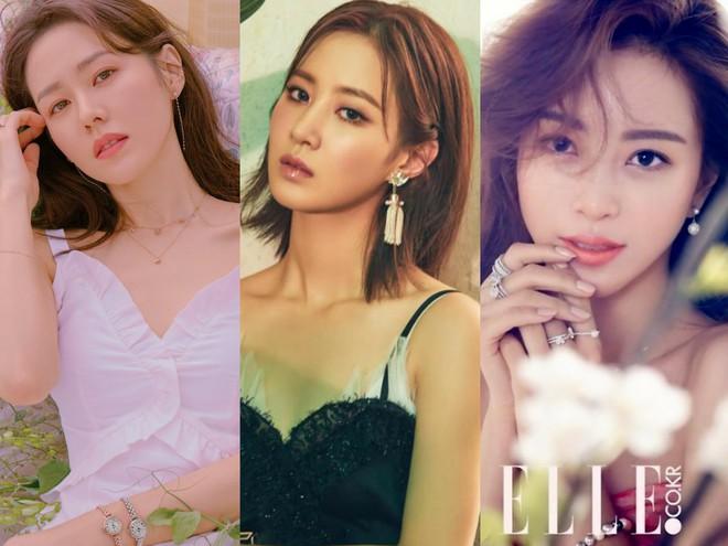 Đằng sau những tin đồn oái oăm nhất Kbiz: Song Hye Kyo làm gái bao, Son Ye Jin yêu đồng tính tay ba? - Ảnh 8.