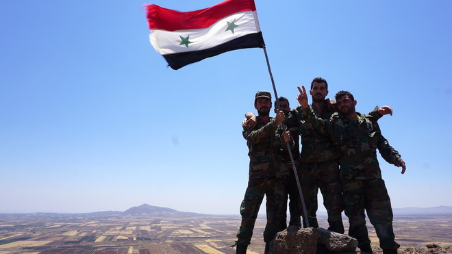 Đại tá Nga: Khủng bố Syria ở Idlib hàng thì sống, chống thì chết - Ảnh 2.