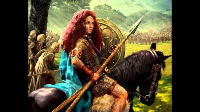 10 nữ chiến binh xuất sắc nhất mọi thời đại: Người thứ 5 là huyền thoại tại Nhật Bản - Ảnh 4.