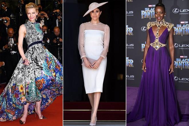 Công nương Meghan Markle vừa được bình chọn là người phụ nữ mặc đẹp nhất 2018 - Ảnh 7.