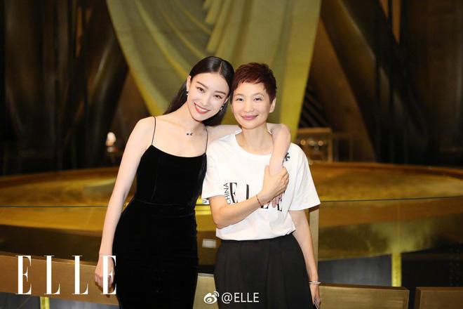 3 tiểu Hoa đán hàng đầu Cbiz Angela Baby - Dương Mịch - Nghê Ni chung 1 khung hình: Ai đẹp hơn ai? - Ảnh 6.