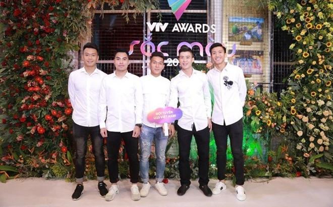 U23 Việt Nam nhận giải nhân vật ấn tượng nhất năm