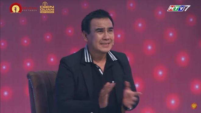 Cụ ông 62 tuổi khiến MC Quyền Linh phát ngượng, Ốc Thanh Vân suýt khóc - Ảnh 3.