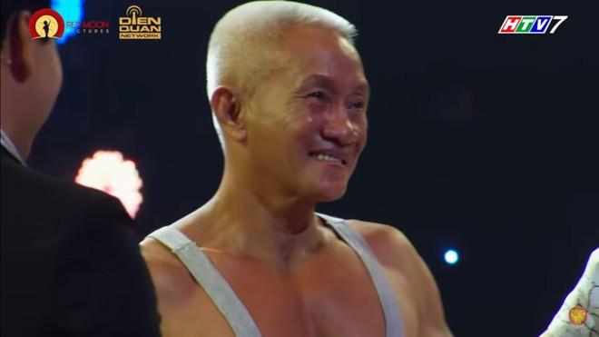 Cụ ông 62 tuổi khiến MC Quyền Linh phát ngượng, Ốc Thanh Vân suýt khóc - Ảnh 8.