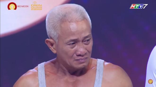 Cụ ông 62 tuổi khiến MC Quyền Linh phát ngượng, Ốc Thanh Vân suýt khóc - Ảnh 11.