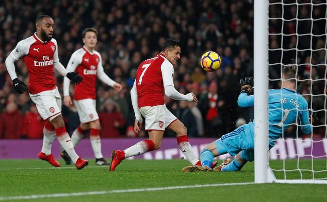 Pep Guardiola cần Alexis Sanchez thực sự, không chỉ để đấm vào mũi Mourinho - Ảnh 3.