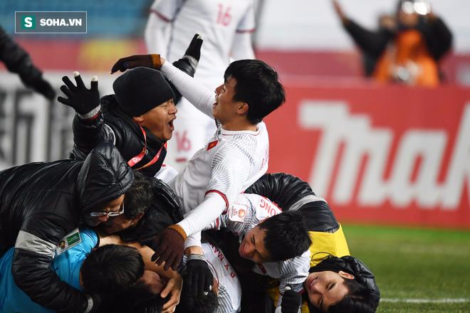 Cánh tay phải của HLV Park Hang-seo: Đã lỡ rồi, ta vô địch đi thôi - Ảnh 1.