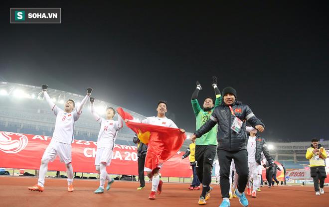 Cánh tay phải của HLV Park Hang-seo: Đã lỡ rồi, ta vô địch đi thôi - Ảnh 4.