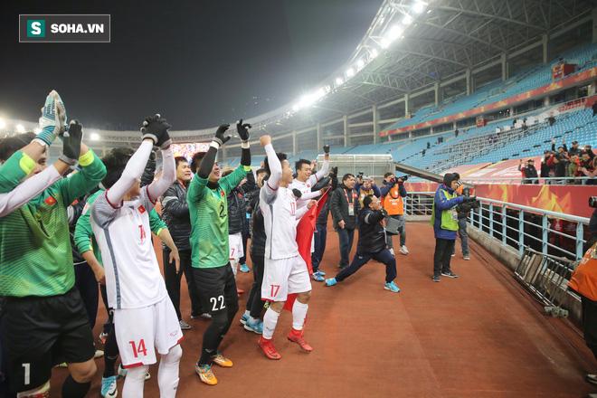 Cánh tay phải của HLV Park Hang-seo: Đã lỡ rồi, ta vô địch đi thôi - Ảnh 2.