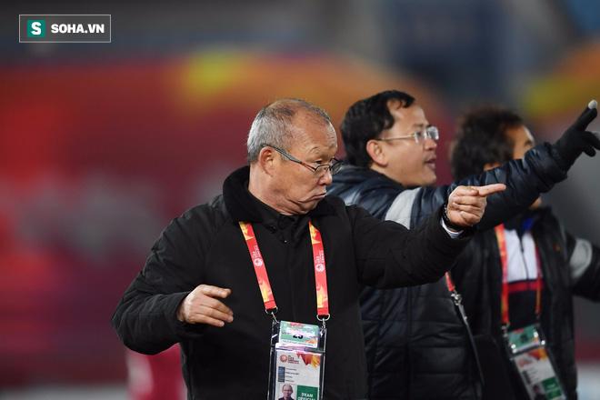 Cánh tay phải của HLV Park Hang-seo: Đã lỡ rồi, ta vô địch đi thôi - Ảnh 3.