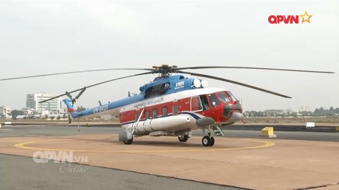 Duy nhất Việt Nam được Nga cấp chứng chỉ đặc biệt quan trọng về trực thăng Mi - Ảnh 2.