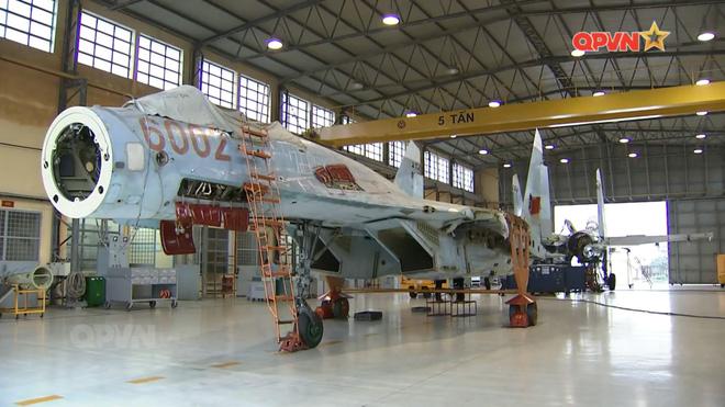 Việt Nam đẩy nhanh tiến độ tăng hạn, sửa chữa lớn tiêm kích Su-27 - Ảnh 4.
