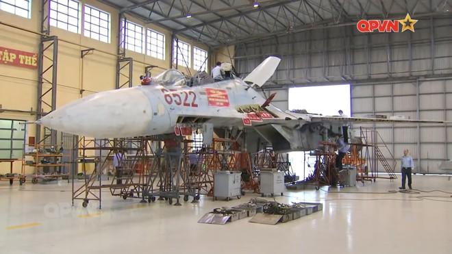 Việt Nam đẩy nhanh tiến độ tăng hạn, sửa chữa lớn tiêm kích Su-27 - Ảnh 5.