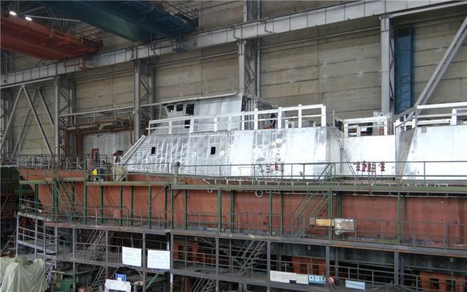Đây là cấu hình 4 tàu tên lửa Molniya tiếp theo của HQVN: Bầy sói biển tàng hình? - Ảnh 2.