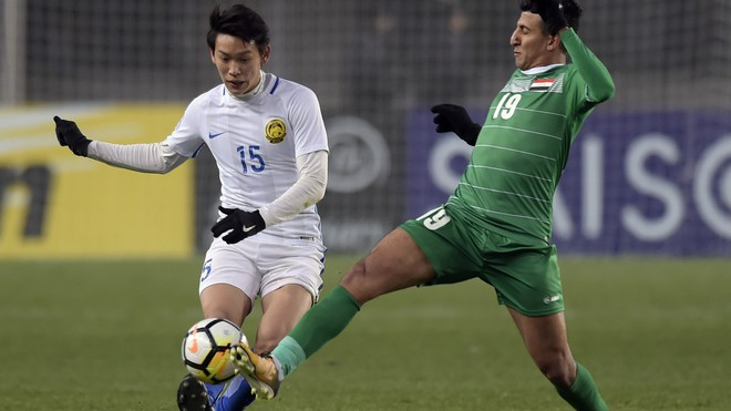 """""""Xe buýt"""" của U23 Việt Nam sẽ phải chào thua… bức tường di động của Iraq? - Ảnh 1."""