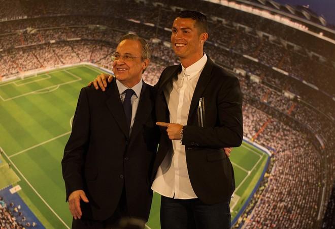 Giống Raul và Casillas, Ronaldo là nạn nhân chính sách vắt chanh bỏ vỏ - Ảnh 4.