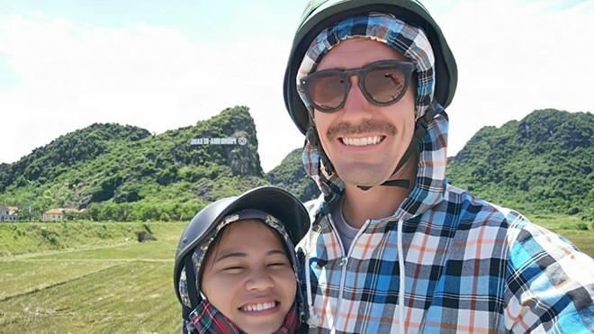 Phải lòng cô gái Hà Tĩnh bán cà phê, chàng giám đốc người Mỹ cứ mắt ra là học tiếng Việt - ảnh 7