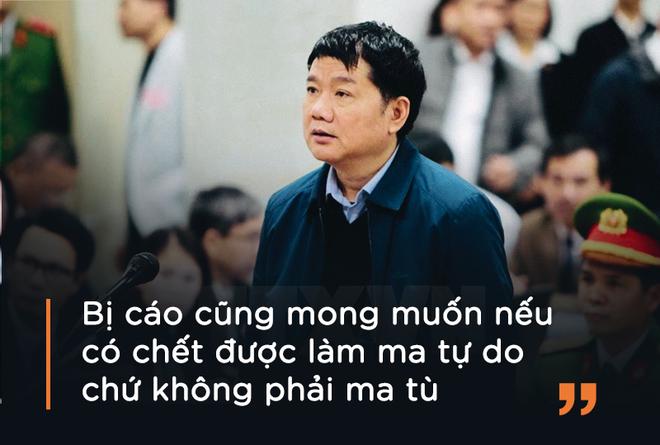 Những câu nói gây chú ý của ông Đinh La Thăng trong 10 ngày xét xử - Ảnh 4.