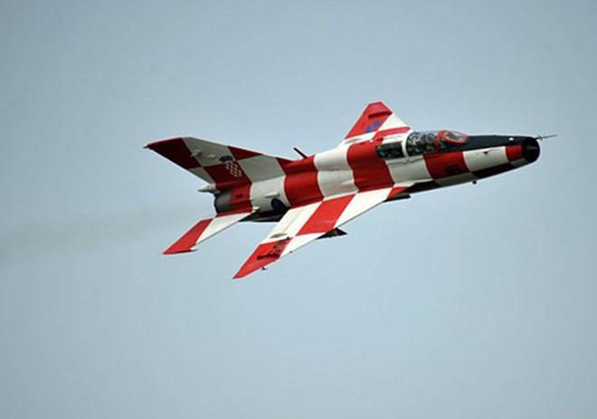"""MiG-21 đối diện tương lai bị """"khai tử"""" tại châu Âu: Thời oanh liệt nay còn đâu? - Ảnh 1."""