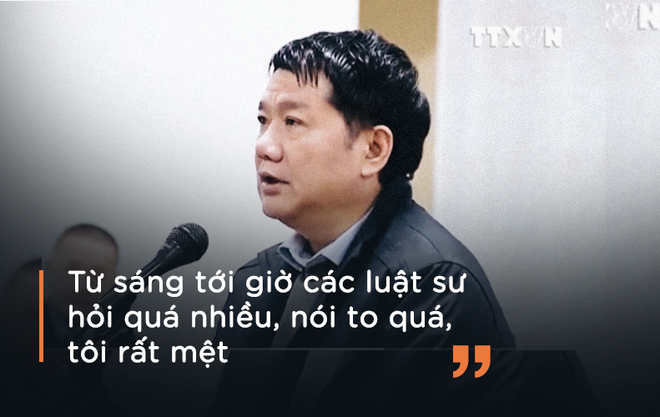 Những câu nói gây chú ý của ông Đinh La Thăng trong 10 ngày xét xử - Ảnh 2.