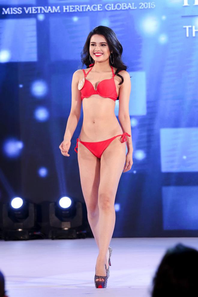Vẻ nóng bỏng của mỹ nhân có thể sẽ thay thế ngôi vị Hoa hậu Đại dương của Lê Âu Ngân Anh - Ảnh 3.