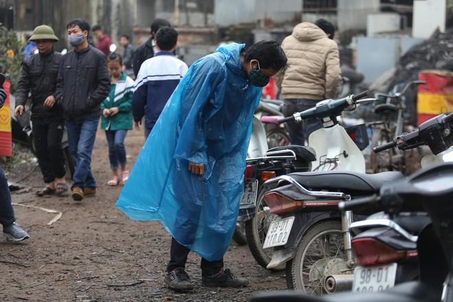 Hiện trường vụ nổ ở Bắc Ninh được phong tỏa như thế nào? - Ảnh 9.