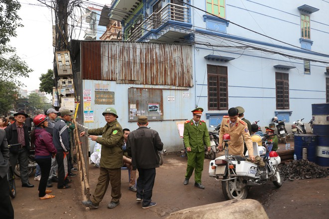 Hiện trường vụ nổ ở Bắc Ninh được phong tỏa như thế nào? - Ảnh 8.