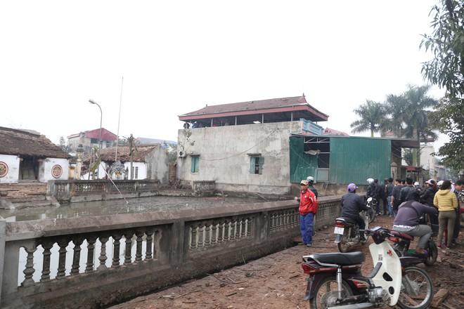 Hiện trường vụ nổ ở Bắc Ninh được phong tỏa như thế nào? - Ảnh 6.