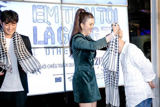 Nam tài tử Jo Han Sun thích thú khi được Kim Tuyến tặng quà độc lạ - Ảnh 9.