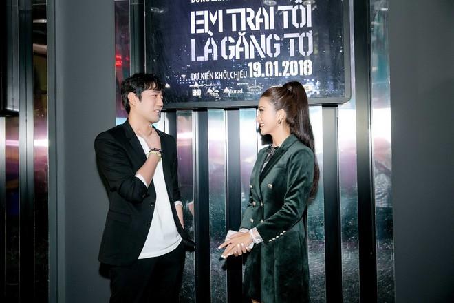 Nam tài tử Jo Han Sun thích thú khi được Kim Tuyến tặng quà độc lạ - Ảnh 7.