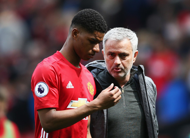 Với Rashford, niềm tin Mourinho đặt vào có mù quáng? - Ảnh 2.