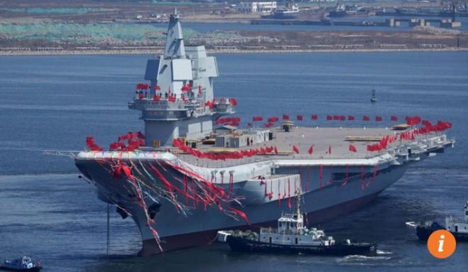 Hải quân Trung Quốc trang bị gì trong năm 2017? - Ảnh 1.