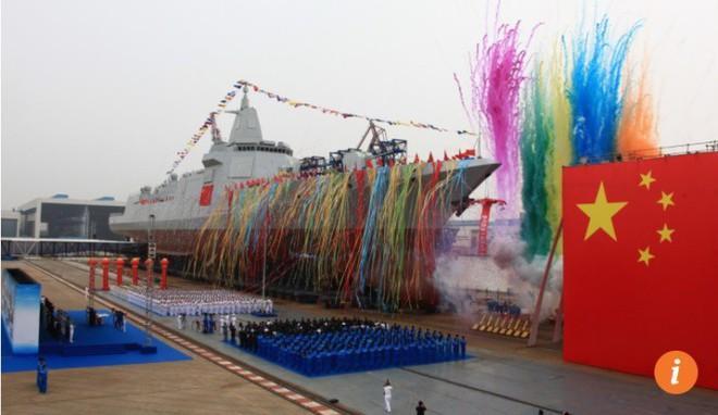 Hải quân Trung Quốc trang bị gì trong năm 2017? - Ảnh 2.