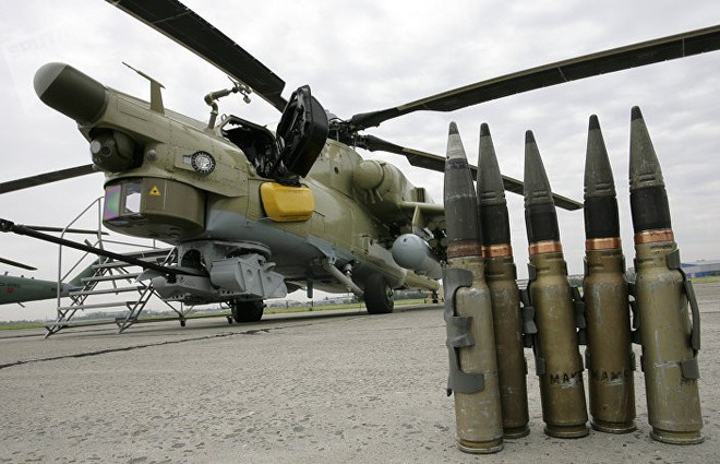 Chuyên gia Nga gợi ý Việt Nam mua Su-35, Su-30M2, Ka-52 - Ảnh 2.