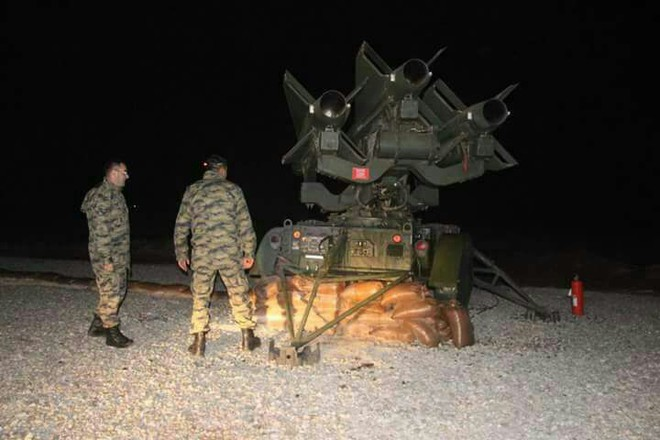 Thổ Nhĩ Kỳ triển khai tên lửa PK ở Aleppo, tạo thế nguy hiểm-ngắm bắn máy bay KQ Syria? - Ảnh 1.