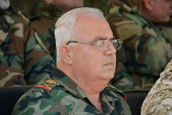 QĐ Syria thua tan tác ở đông Damascus, 1 tướng chống lệnh bác sĩ, tức tốc trở lại mặt trận - Ảnh 1.