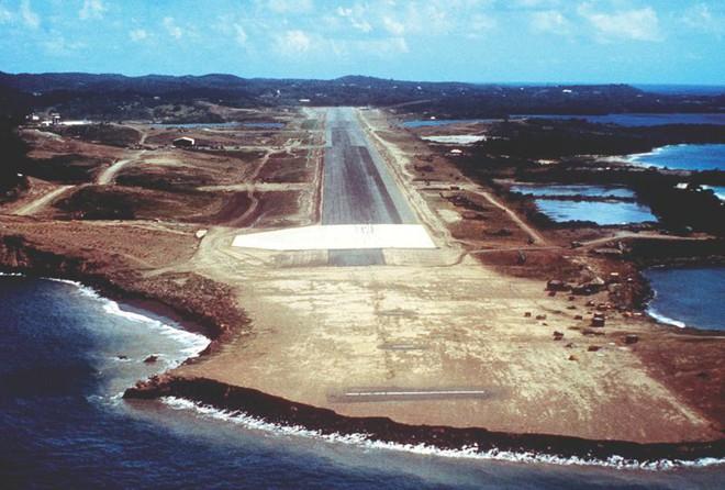Sân bay quốc tế Point Salines, Grenada. Ảnh: Wiki