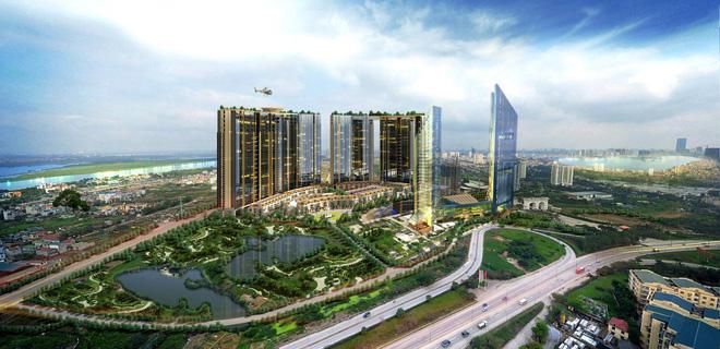 Lộ diện top 10 doanh nghiệp bất động sản tốt nhất Việt Nam 2017 - Ảnh 2.
