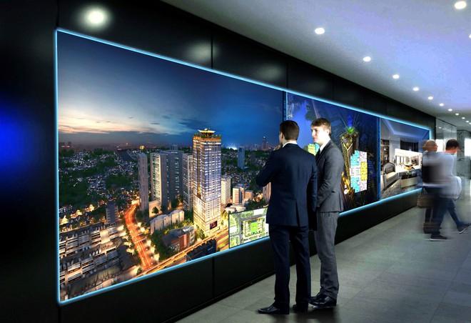 Công nghệ tương tác ảo 3D – vũ khí mới của doanh nghiệp kinh doanh bất động sản - Ảnh 1.